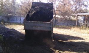 Доставка Чернозема В Чеховском Районе