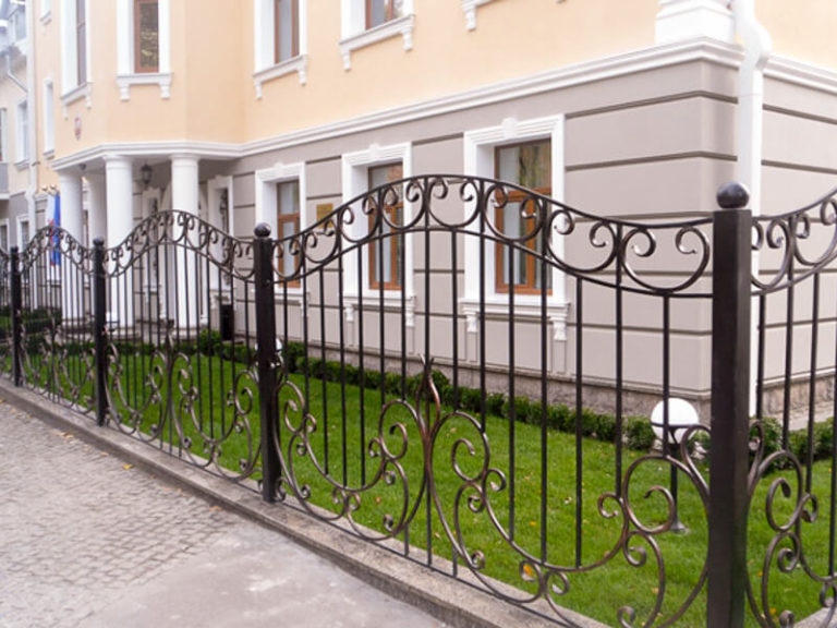 Художественная Ковка В Чеховском Районе